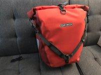Nate's Ortlieb bag